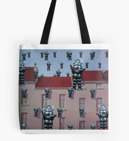 Robby Reigns Tote Bag
