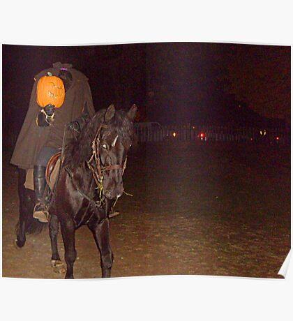 The Headless Horseman Rides Again Poster