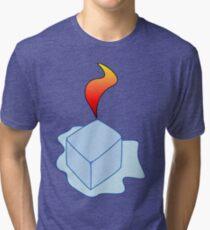 Fire & Ice Tri-blend T-Shirt