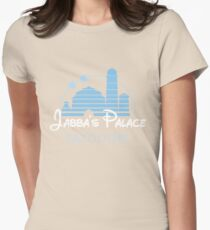 Jabba's Palace Womens Fitted T-Shirt