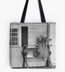 Village Shop Tote Bag