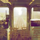 last train to paradise by Matthieu Tuffet