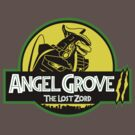 Angel Grove II: The Lost Zord by BiggStankDogg