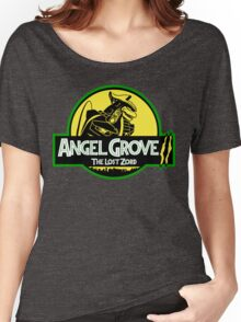 Angel Grove II: The Lost Zord Women's Relaxed Fit T-Shirt