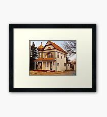 For the Things You Find on the Great Plains Framed Print