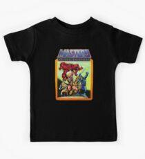 He-Man Masters of the Universe Battle Scene Kids Tee