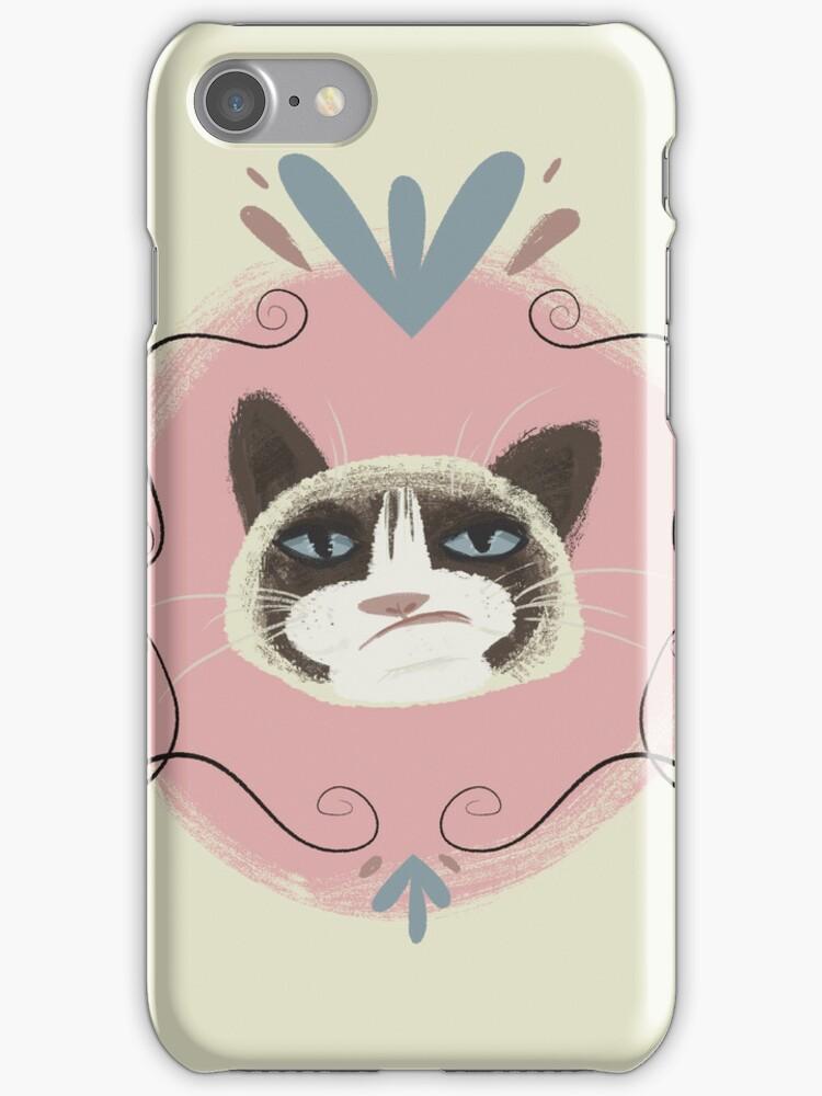 Grumpycat by MollyArt