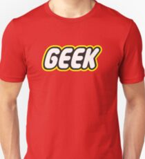 Brick Geek T-Shirt