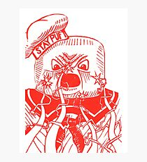 Stay Puft - Ghostbusters Photographic Print