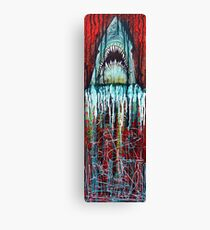 Splatterday Canvas Print