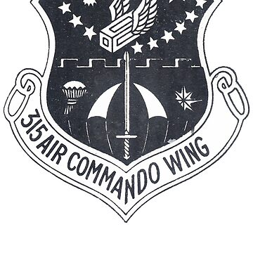 315th Air Commando Wing by Deadscan