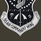 315th Air Commando Wing by Tasty Clothing