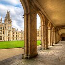 Oxford University - All Souls College 2.0 by Yhun Suarez