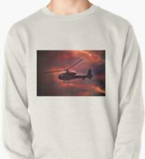 Helicopter  Pullover