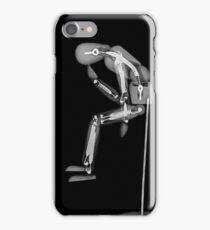 The Thinker (or thinking man - Homo sapiens)  iPhone Case/Skin