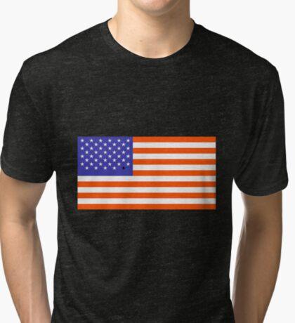Universal Unbranding - Barack Obama Tri-blend T-Shirt