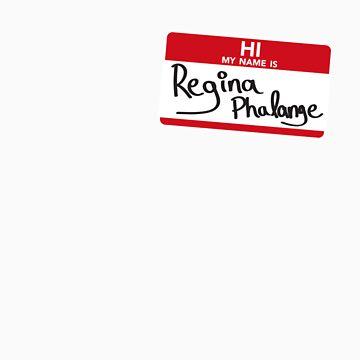 Hi, I'm Regina Phalange by iliketrees
