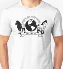 ASHDA Standard Logo Unisex T-Shirt