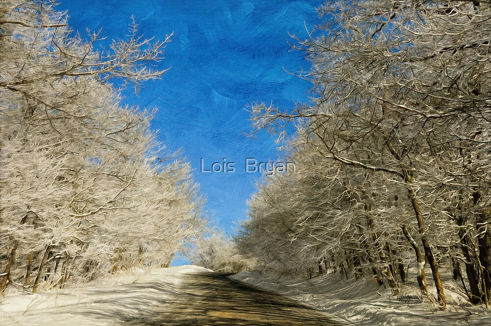 Leaving Winter Behind by Lois  Bryan