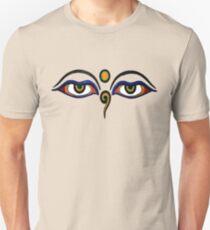 Buddha Eyes T-Shirt Unisex T-Shirt