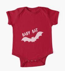 Baby Bat - Kids One Piece - Short Sleeve
