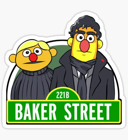 Consulting Puppet Sticker