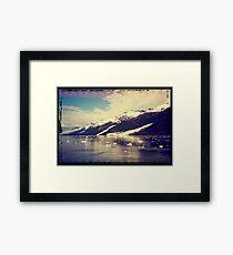 Analog Alaskan Adventure Framed Print