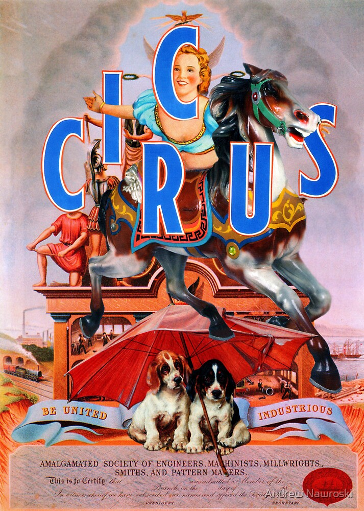 Circus. by Andy Nawroski