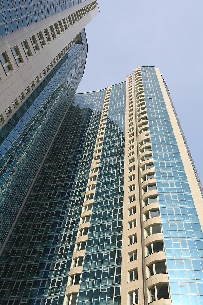 skyscraper by mrivserg
