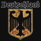 Deutschland by HolidayT-Shirts