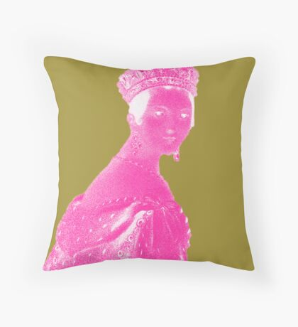 Mommy Issues Throw Pillow