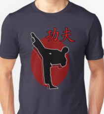Shaolin Warrior, Kung Fu T-Shirt