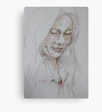 Semper Fi Canvas Print