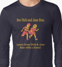 Jane and dick tee shirts