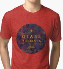 glass animals Tri-blend T-Shirt