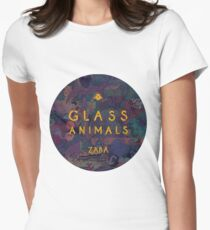 glass animals Women's Fitted T-Shirt