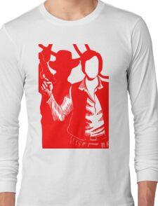 Han Solo - Indiana Jones Long Sleeve T-Shirt