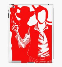 Han Solo - Indiana Jones iPad Case/Skin