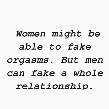 Fake a relationship by codeslinger