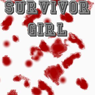 Survivor Girl by Lou157