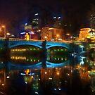 Reflective City      (GO2) by Raymond Warren