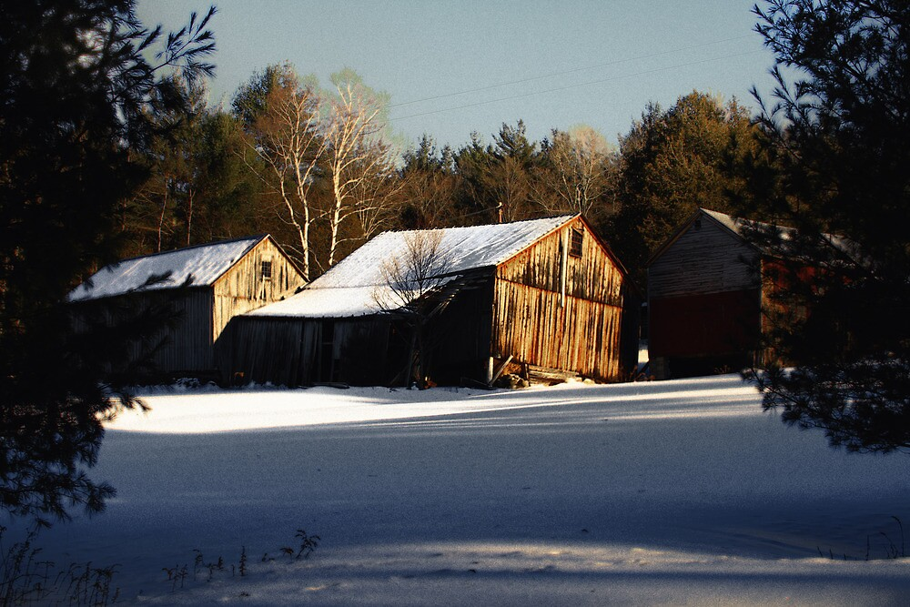 Barns of Nobles by Nazareth