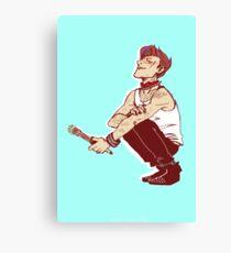 Punk Eleven Canvas Print