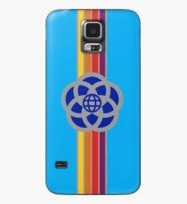 Funda/vinilo para Samsung Galaxy Viejo caso del iPhone del logotipo de Epcot