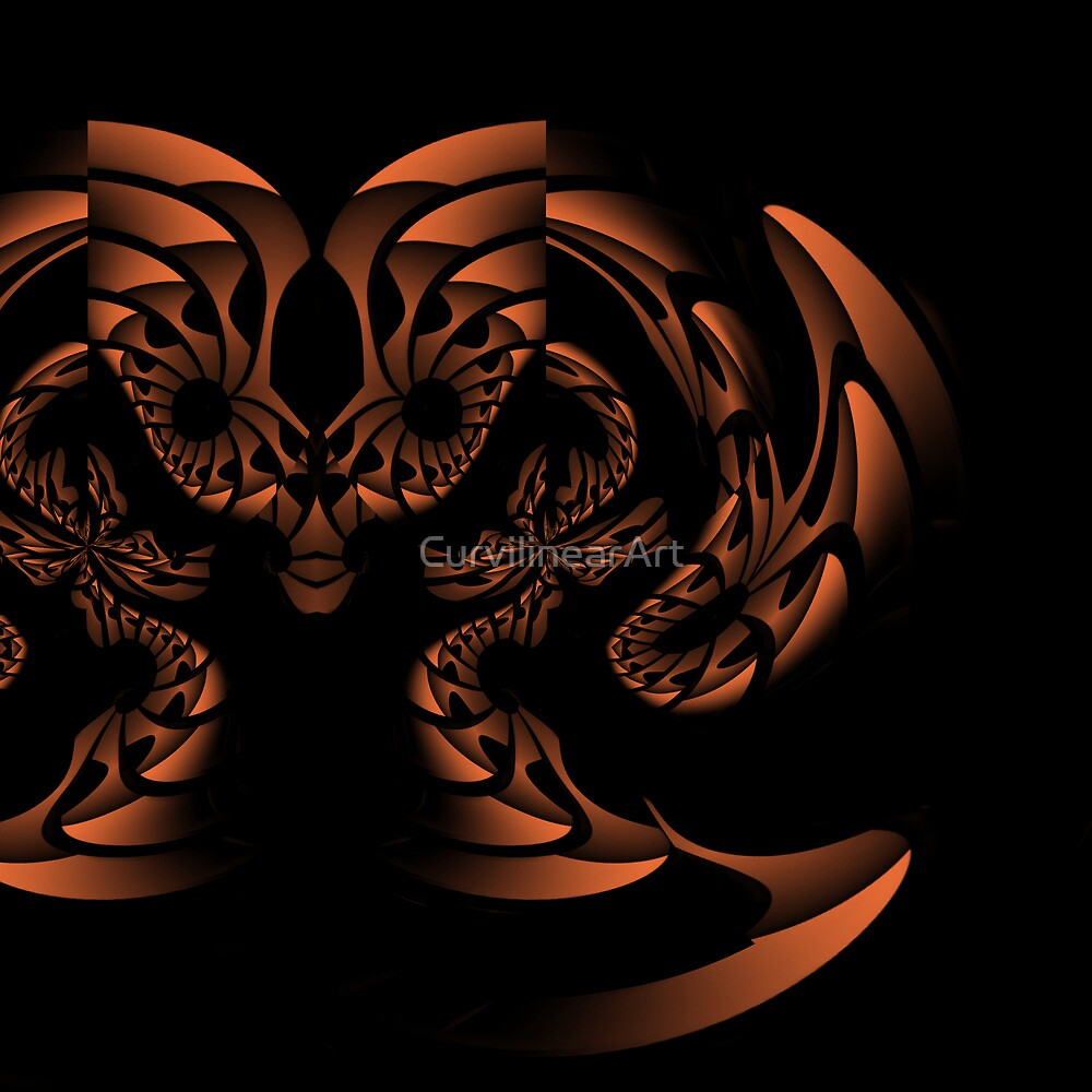 Curvilinear Project No. 88 ( What's It To Ya ?  ) by CurvilinearArt