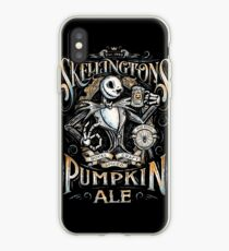 Jack's Pumpkin Royal Craft Ale iPhone Case