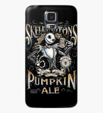 Jack's Pumpkin Royal Craft Ale Case/Skin for Samsung Galaxy