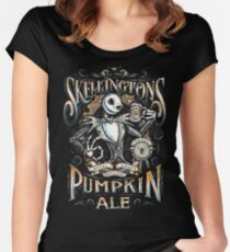 Jack's Pumpkin Royal Craft Ale Fitted Scoop T-Shirt