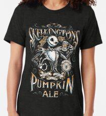 Jack's Pumpkin Royal Craft Ale Tri-blend T-Shirt