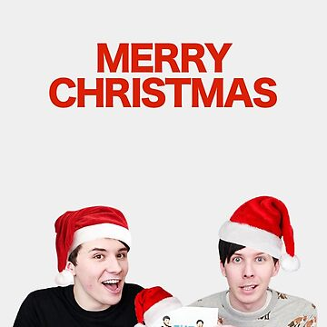 Merry Christmas Tabinof Card by ThePhanBible